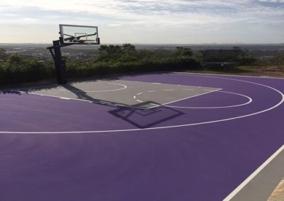 Basketball Court – Upper Coomera, QLD