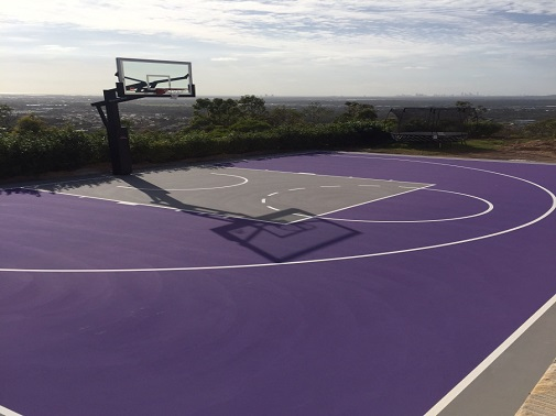 Basketball Court Upper Coomera Qld Dynamic Sports Facilities Australia