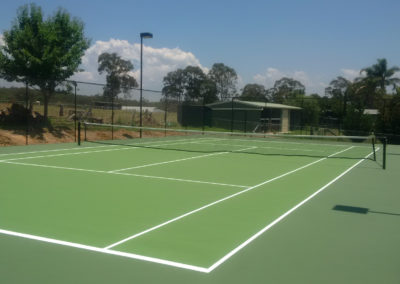 Tennis Court, Wilton, NSW