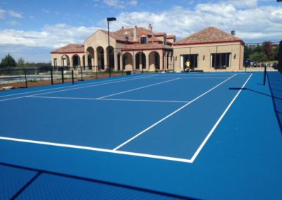 Tennis Court – Berwick, VIC