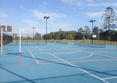 Multisport Courts, Russell Island, QLD