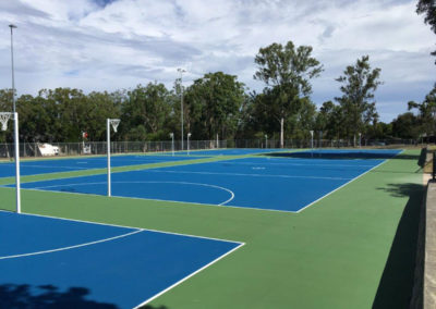 Netball Courts – MacGregor Netball, QLD