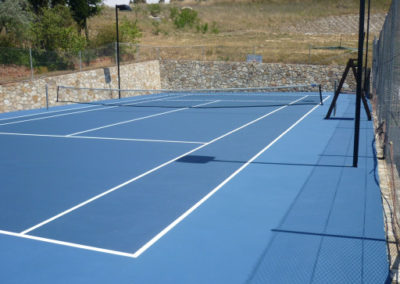 Tennis Court – Chapman, NSW