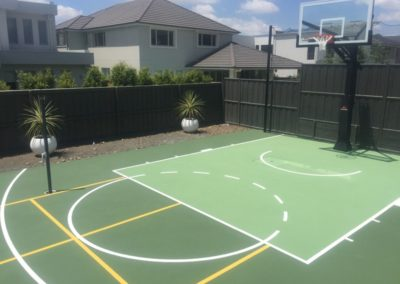 Multi-sport Court – Kellyville, NSW