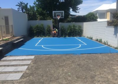 Basketball Court – Queens Park, NSW