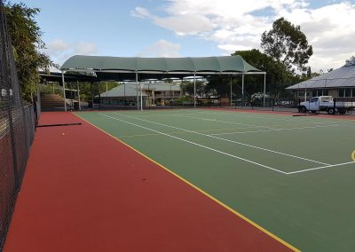 Multisport Courts – St Martins, QLD