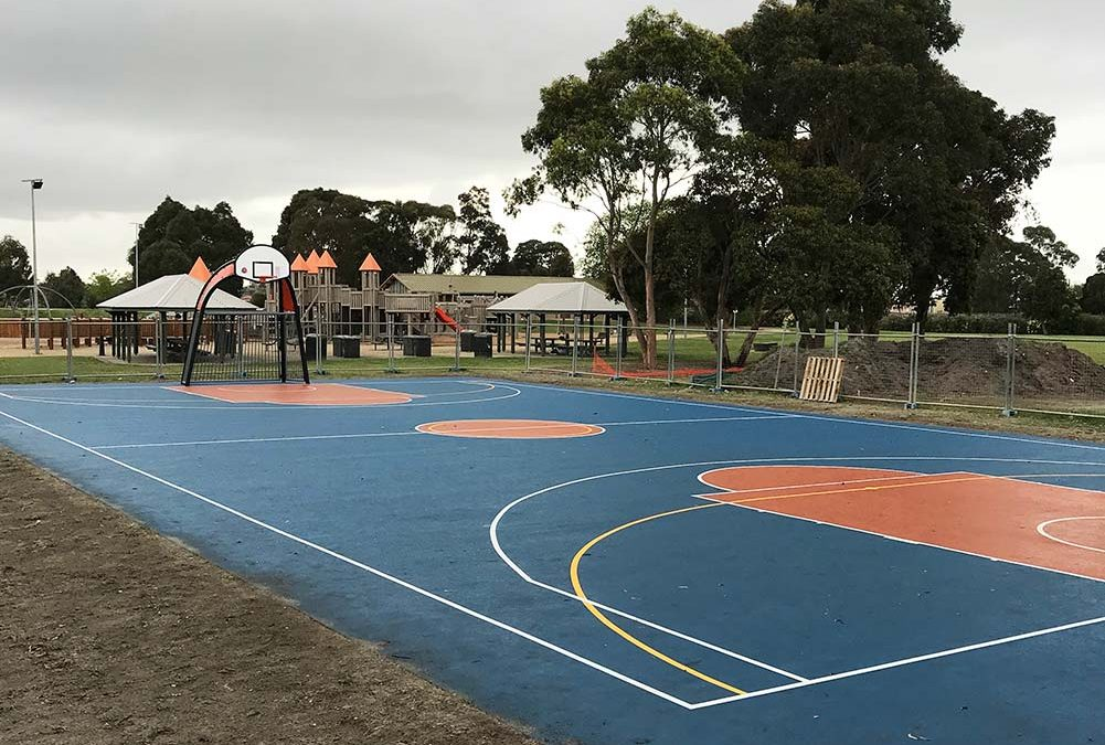 Futsal And Basketball Multi Sport Court For Springvale