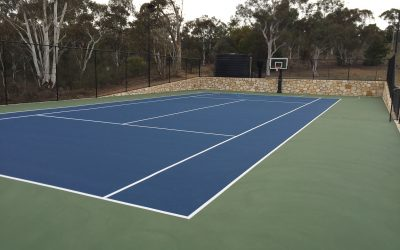 Grand Design Tennis Court