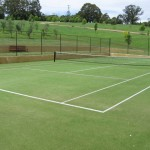 Tennis - Synthetic Grass