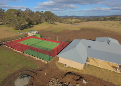 Multi-sport Court, Southern Highlands, NSW