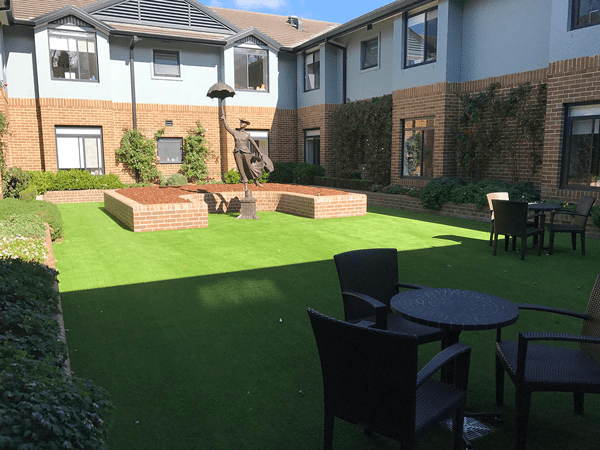 Making outdoor areas not just practical… but attractive