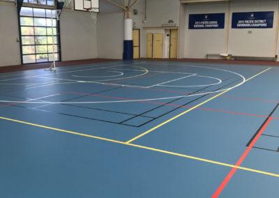 Multi-sport Courts – Canterbury College, QLD