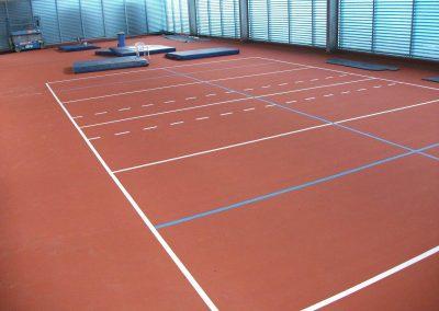 Dodgeball Court – Carindale PCYC, QLD