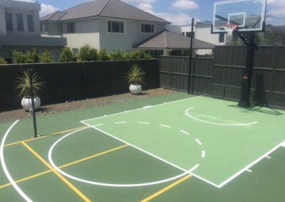 Multi-sport Court – Kellyville, NSW
