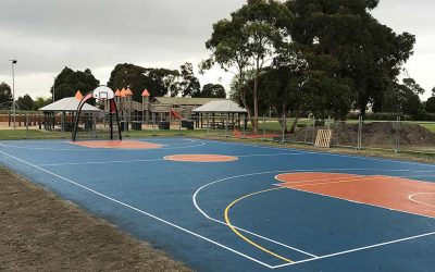 Futsal and Basketball multi-sport court for Springvale South